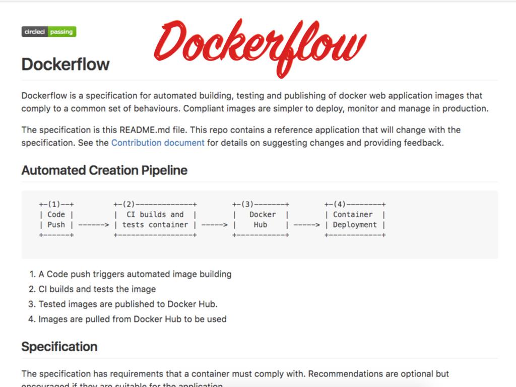 Dockerflow