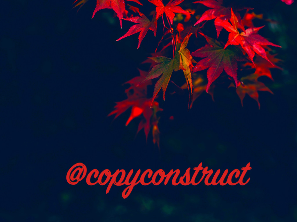 @copyconstruct