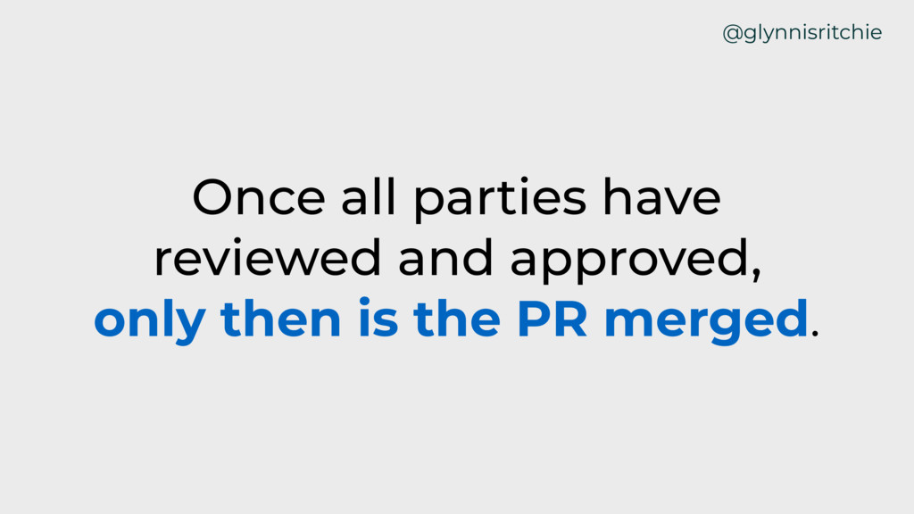 Once all parties have reviewed and approved, on...