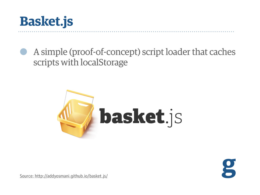 Basket.js • A simple (proof-of-concept) script ...