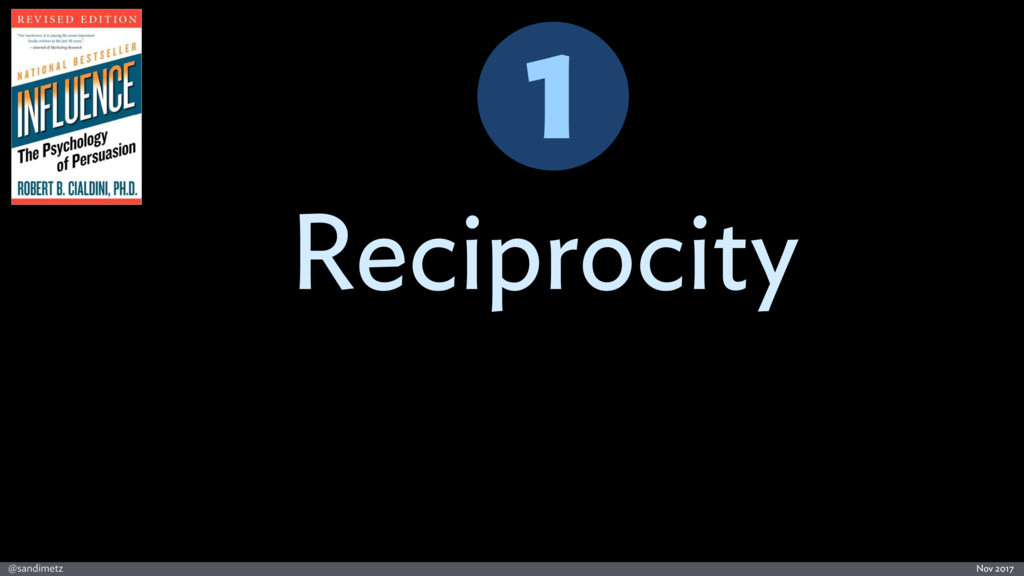 @sandimetz Nov 2017 Reciprocity 1
