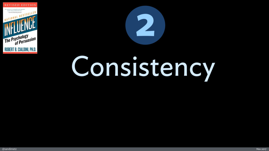 @sandimetz Nov 2017 Consistency 2