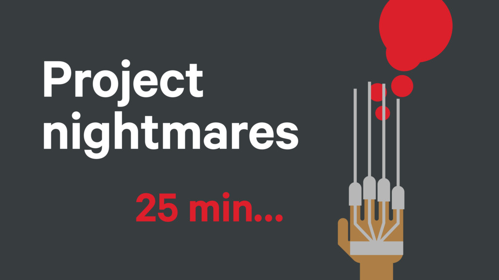 Project nightmares 25 min…