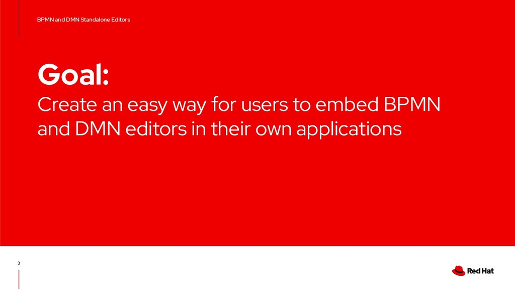 Goal: Create an easy way for users to embed BPM...