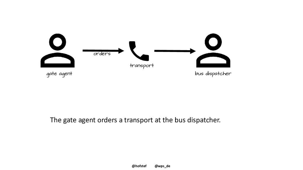 @hofstef @wps_de The gate agent orders a transp...