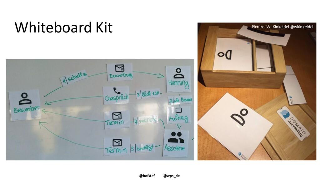 @hofstef @wps_de Whiteboard Kit Picture: W. Kin...