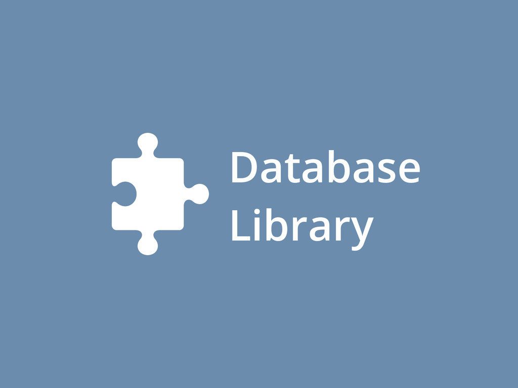 Database Library