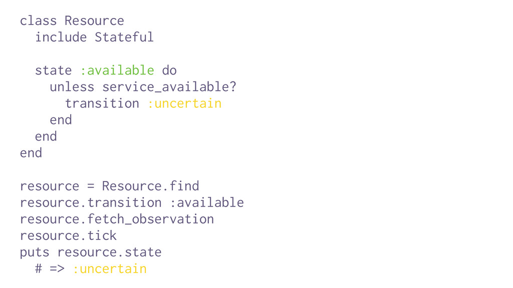 class Resource include Stateful state :availabl...