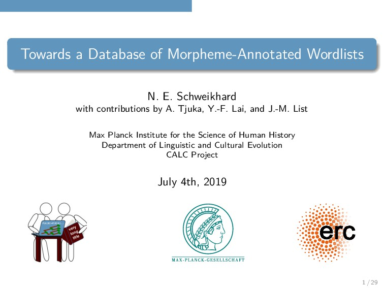 Towards a Database of Morpheme-Annotated Wordli...