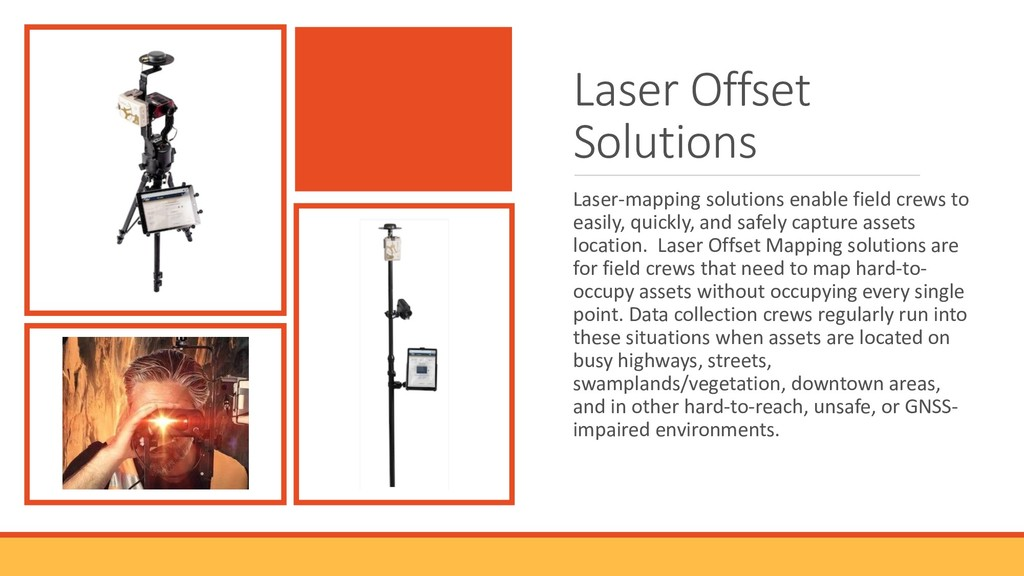Laser Offset Solutions Laser-mapping solutions ...