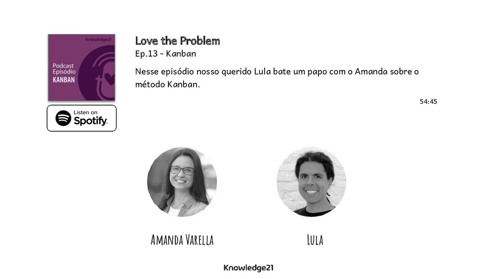 Amanda Varella Lula Love the Problem Ep.13 - K...