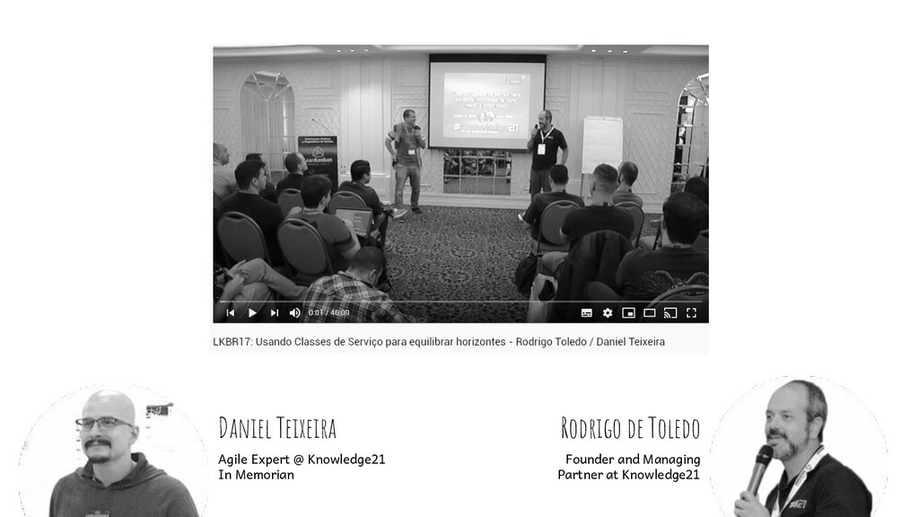 Daniel Teixeira Agile Expert @ Knowledge21 In ...