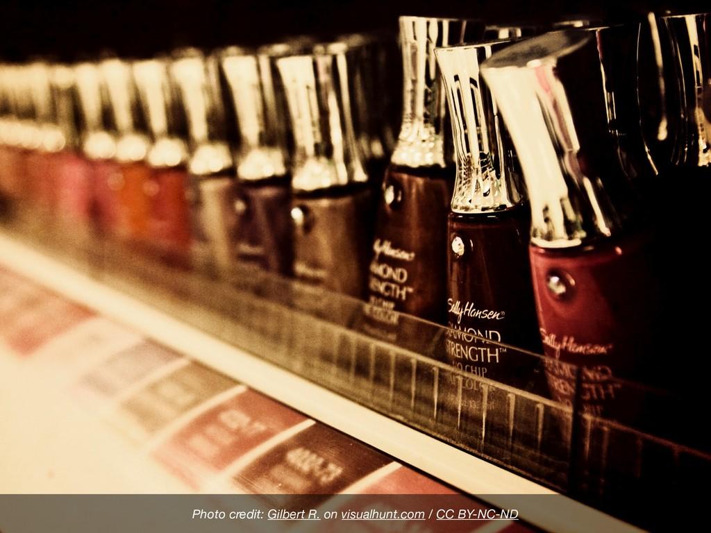 Photo credit: Gilbert R. on visualhunt.com / CC...