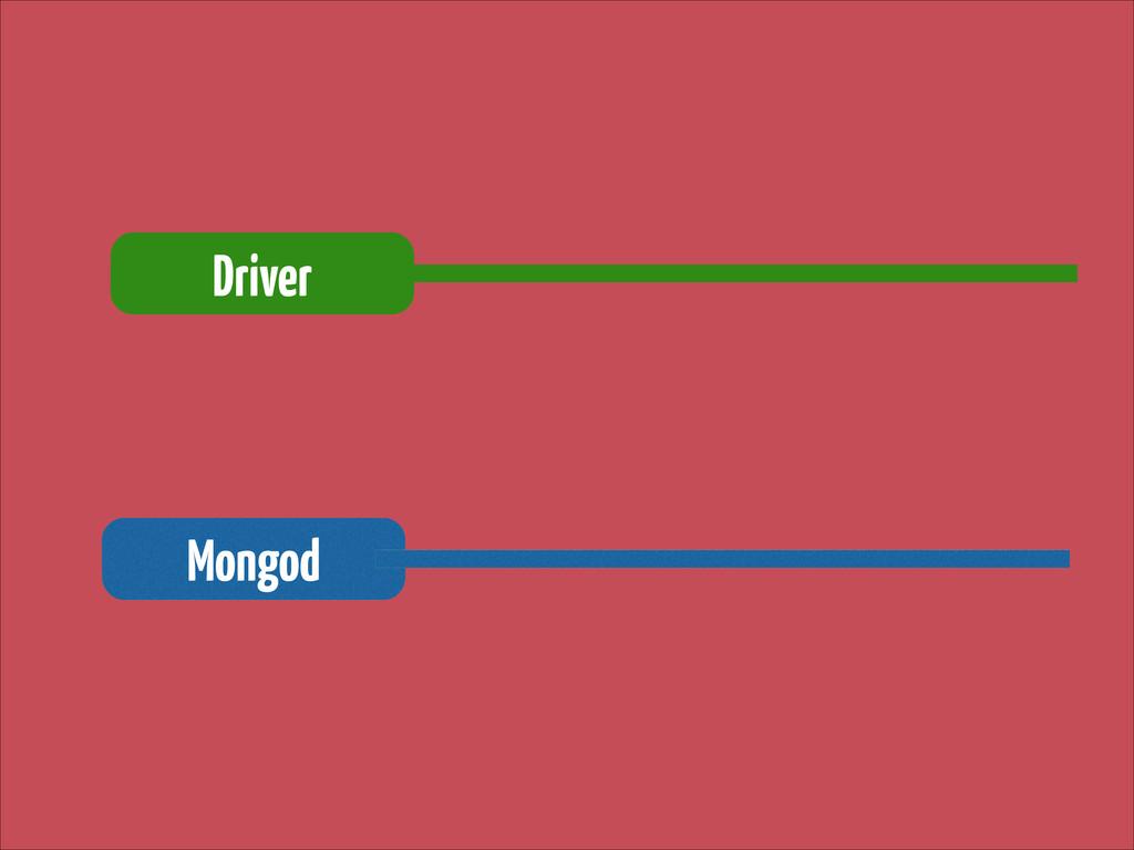 Driver Mongod