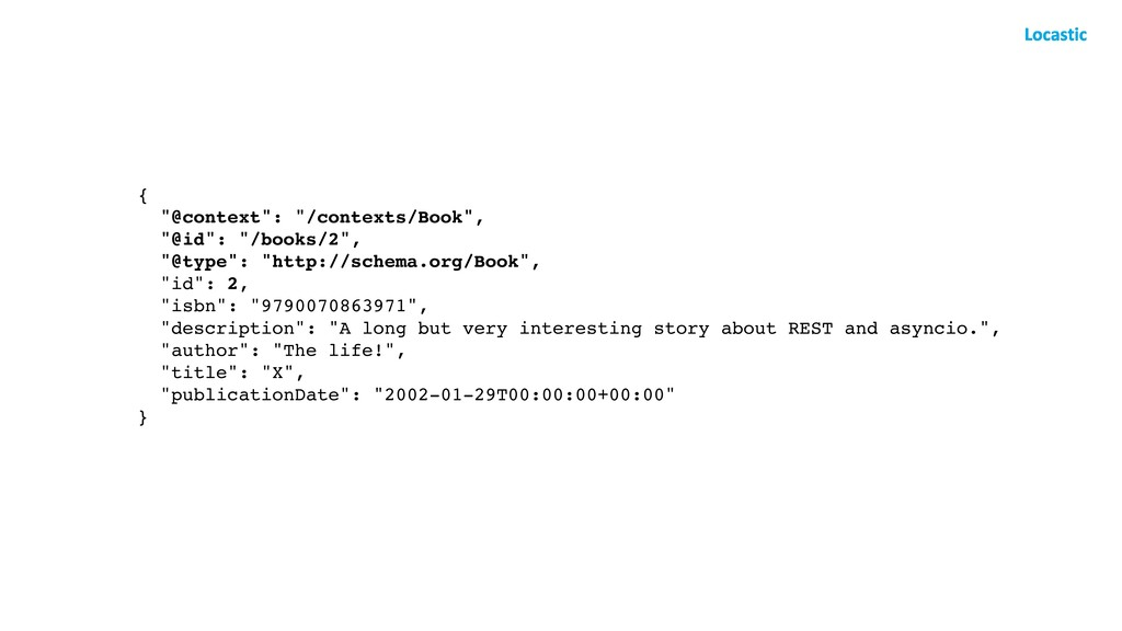 "{ ""@context"": ""/contexts/Book"", ""@id"": ""/books/..."