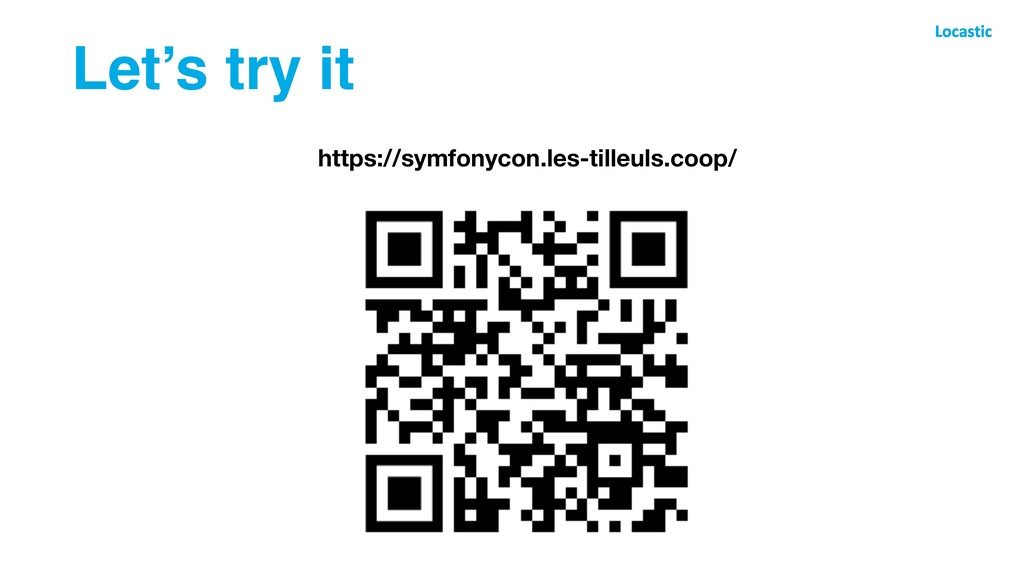 Let's try it https://symfonycon.les-tilleuls.co...