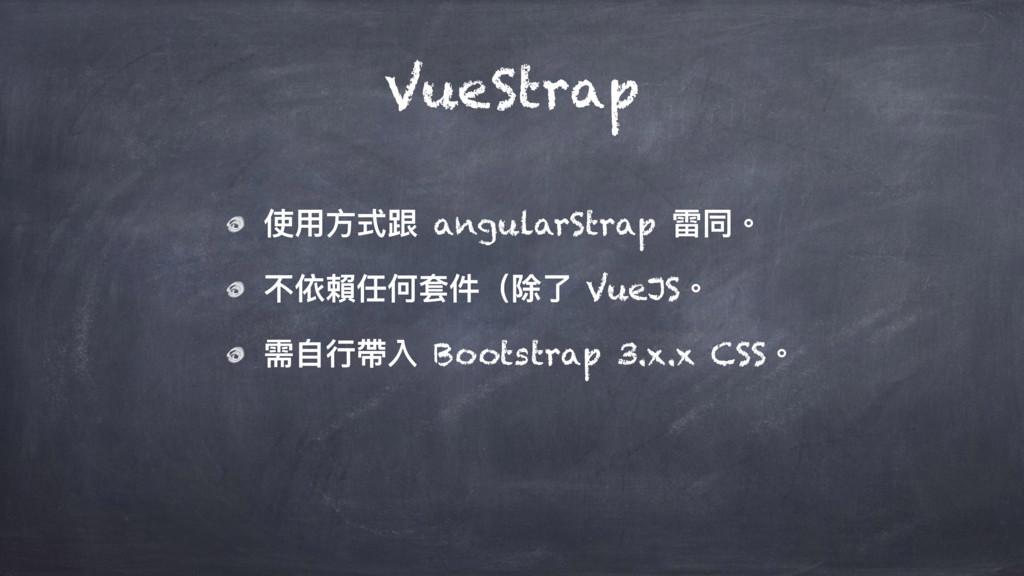 VueStrap ֵአොୗ蚤 angularStrap 襊ݶ牐 犋狅蚅犨֜ॺկҁᴻԧ Vue...