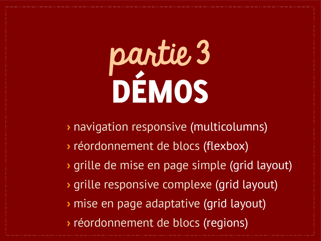 partie 3 DÉMOS › navigation responsive (multico...