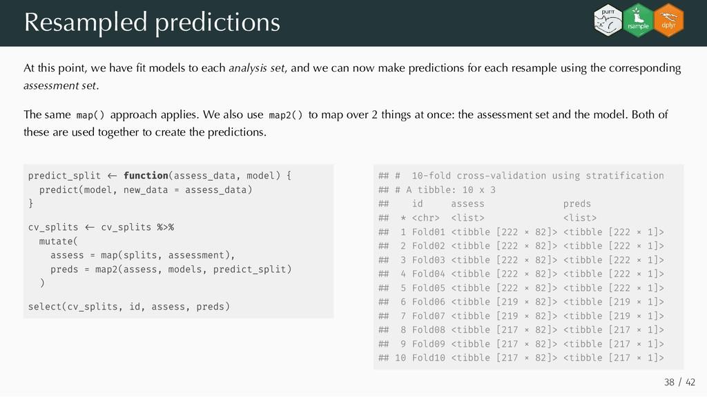 predict_split function(assess_data, model) { pr...