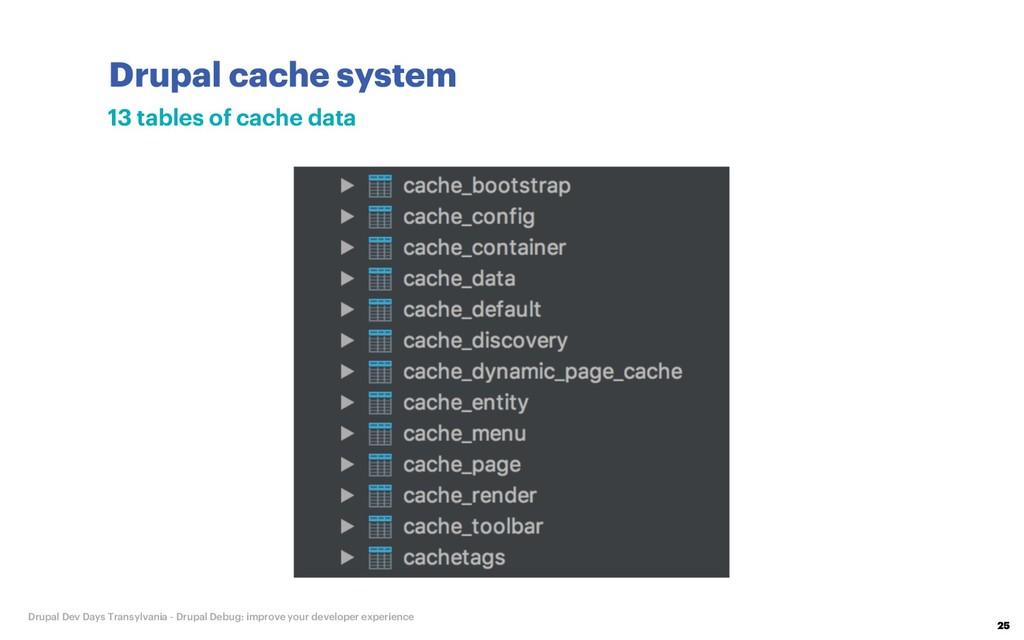 Drupal cache system 25 Drupal Dev Days Transylv...
