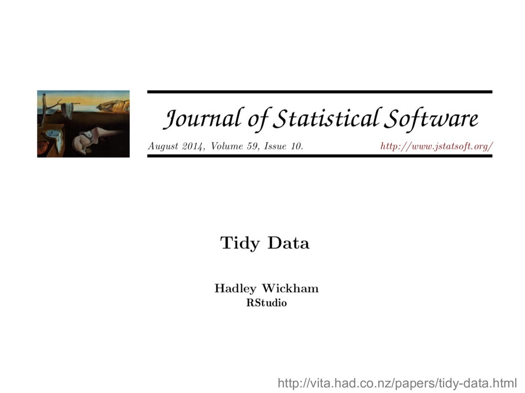 http://vita.had.co.nz/papers/tidy-data.html