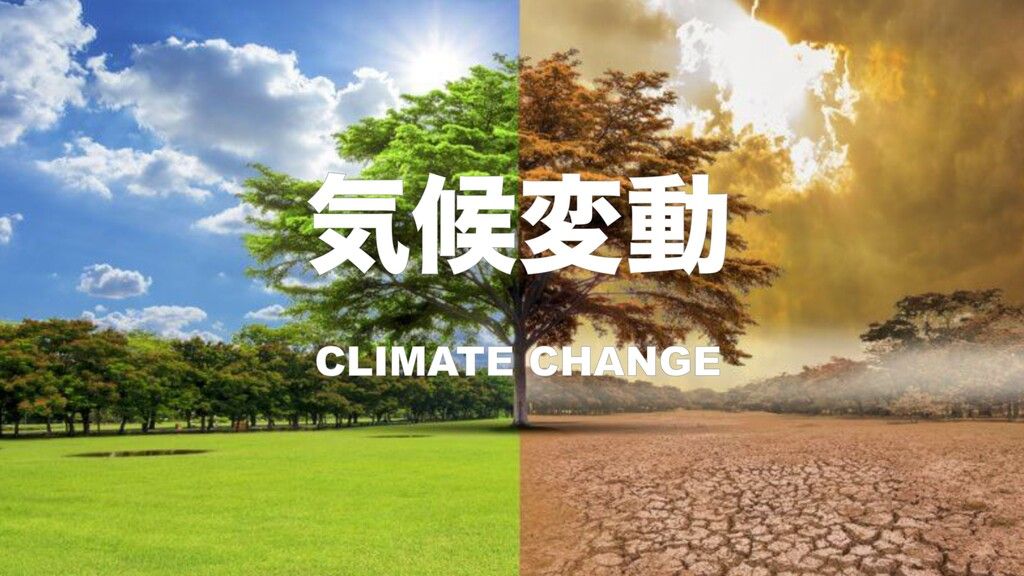 ؾީมಈ   CLIMATE CHANGE