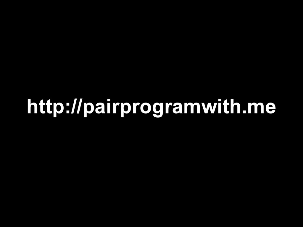 http://pairprogramwith.me