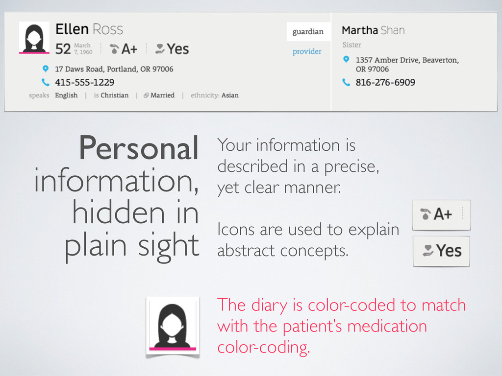 Personal information, hidden in plain sight You...