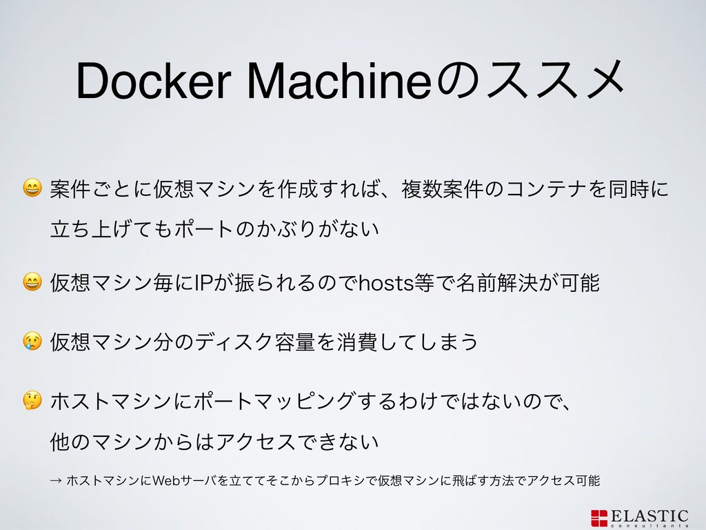 Docker Machineͷεεϝ Ҋ݅͝ͱʹԾϚγϯΛ࡞͢ΕɺෳҊ݅ͷίϯςφΛ...