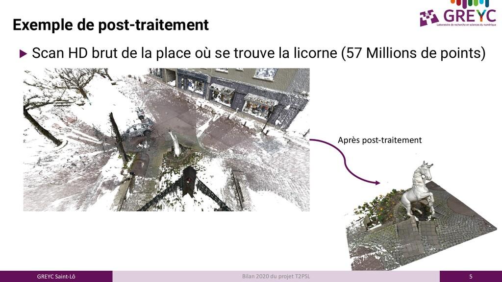 5 GREYC Saint-Lô Bilan 2020 du projet T2PSL Exe...
