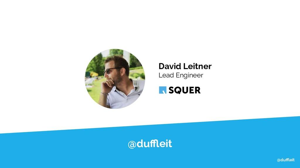 @duffleit @duffleit @duffleit @duffleit David Leitner L...