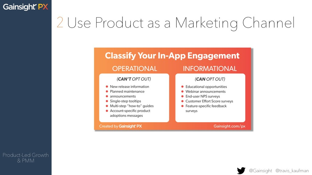 2 Product-Led Growth & PMM Use Product as a Mar...