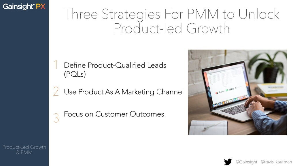 Three Strategies For PMM to Unlock Product-led ...