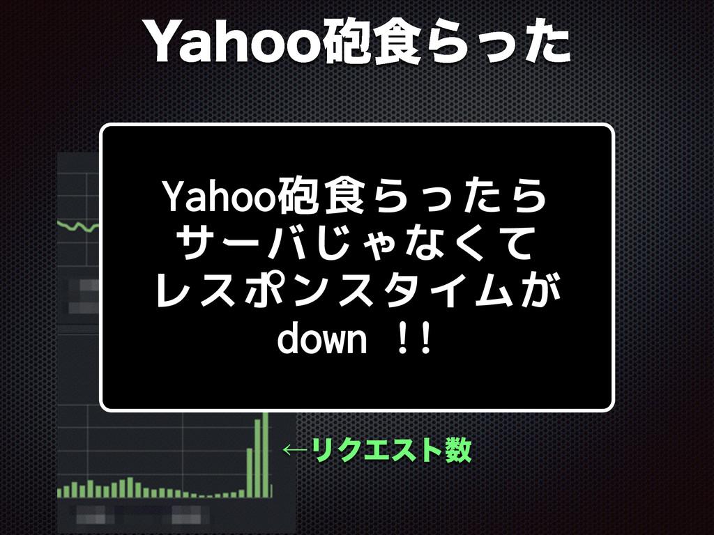 :BIPP๒৯Βͬͨ ˡϨεϙϯελΠϜ ˡϦΫΤετ Yahoo砲食らったら サーバじゃな...