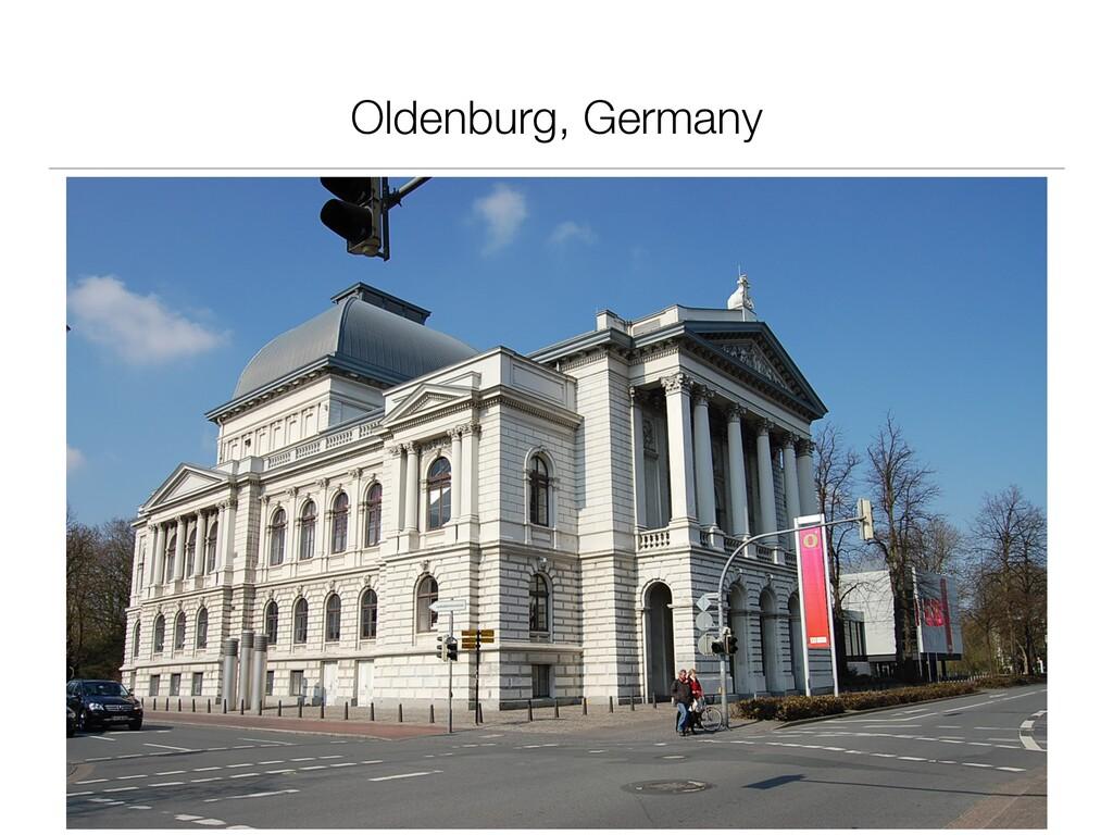 Oldenburg, Germany