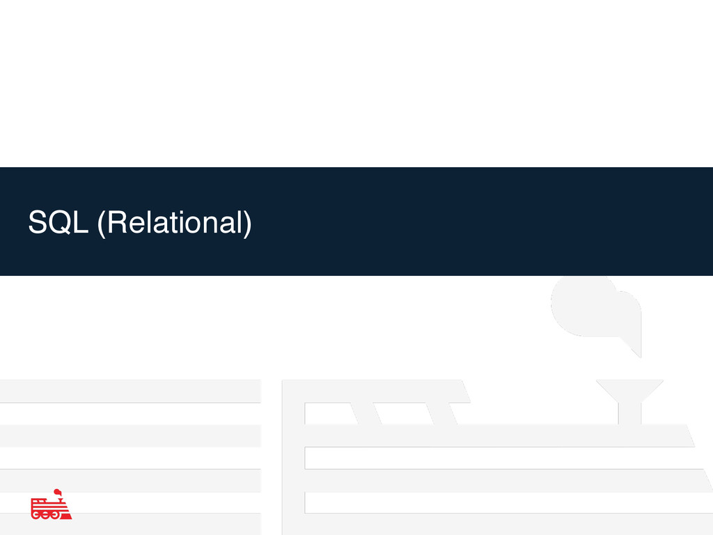 SQL (Relational)