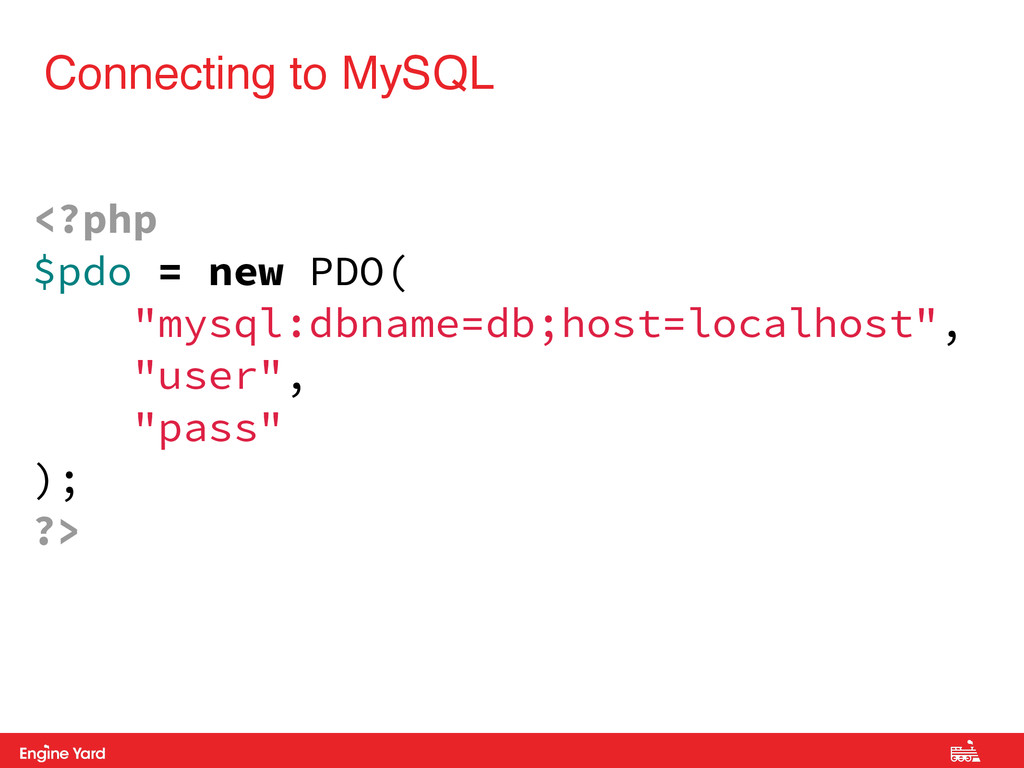 Proprietary and Confidential Connecting to MySQ...