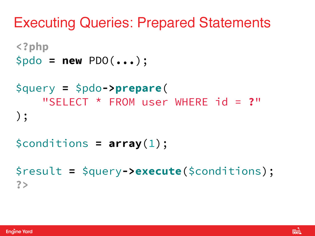 Proprietary and Confidential Executing Queries:...