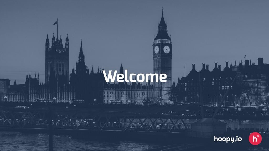 Welcome hoopy.io