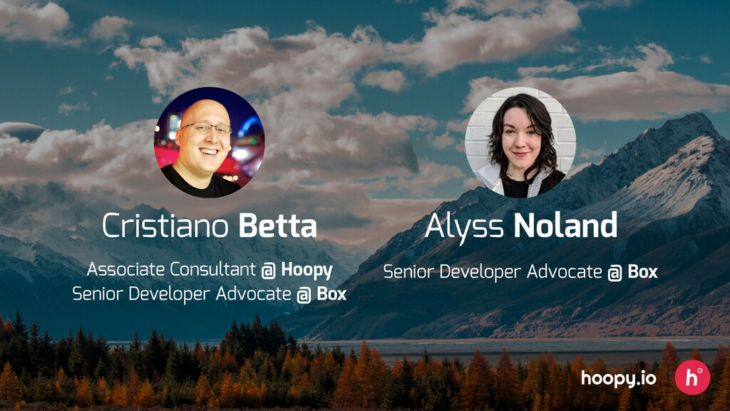 Cristiano Betta Associate Consultant @ Hoopy Se...