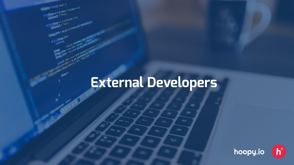 External Developers hoopy.io