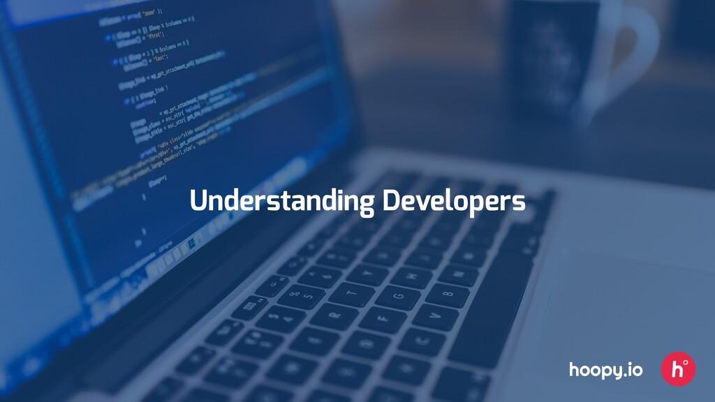 Understanding Developers hoopy.io