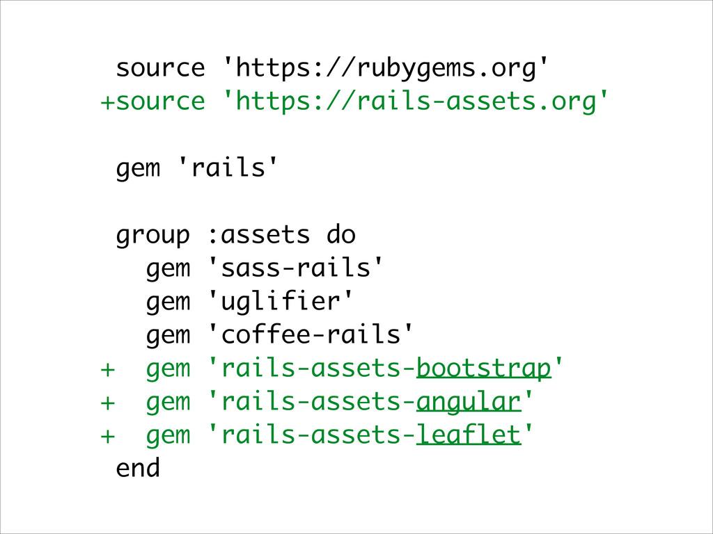 source 'https://rubygems.org' +source 'https://...