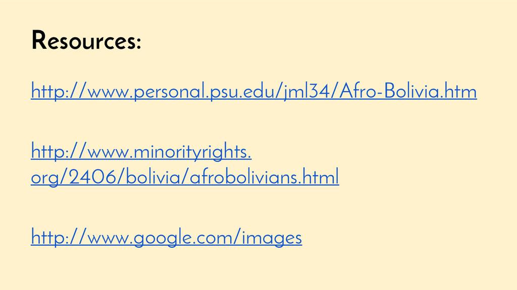 Resources: http://www.personal.psu.edu/jml34/Af...