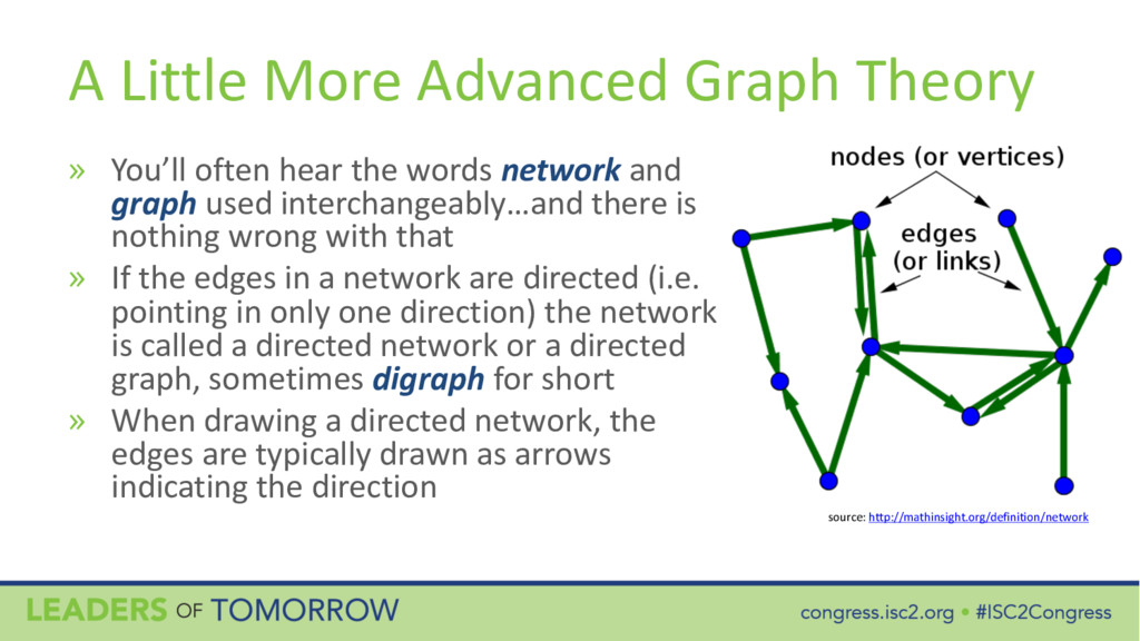 A Little More Advanced Graph Theory » You'll of...