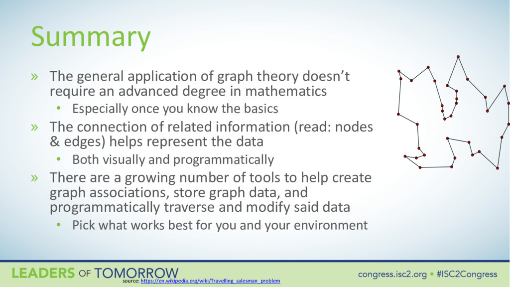 Summary » The general application of graph theo...