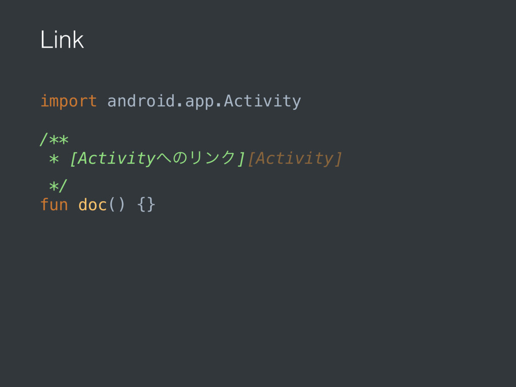 Link import android.app.Activity /** * [Activi...