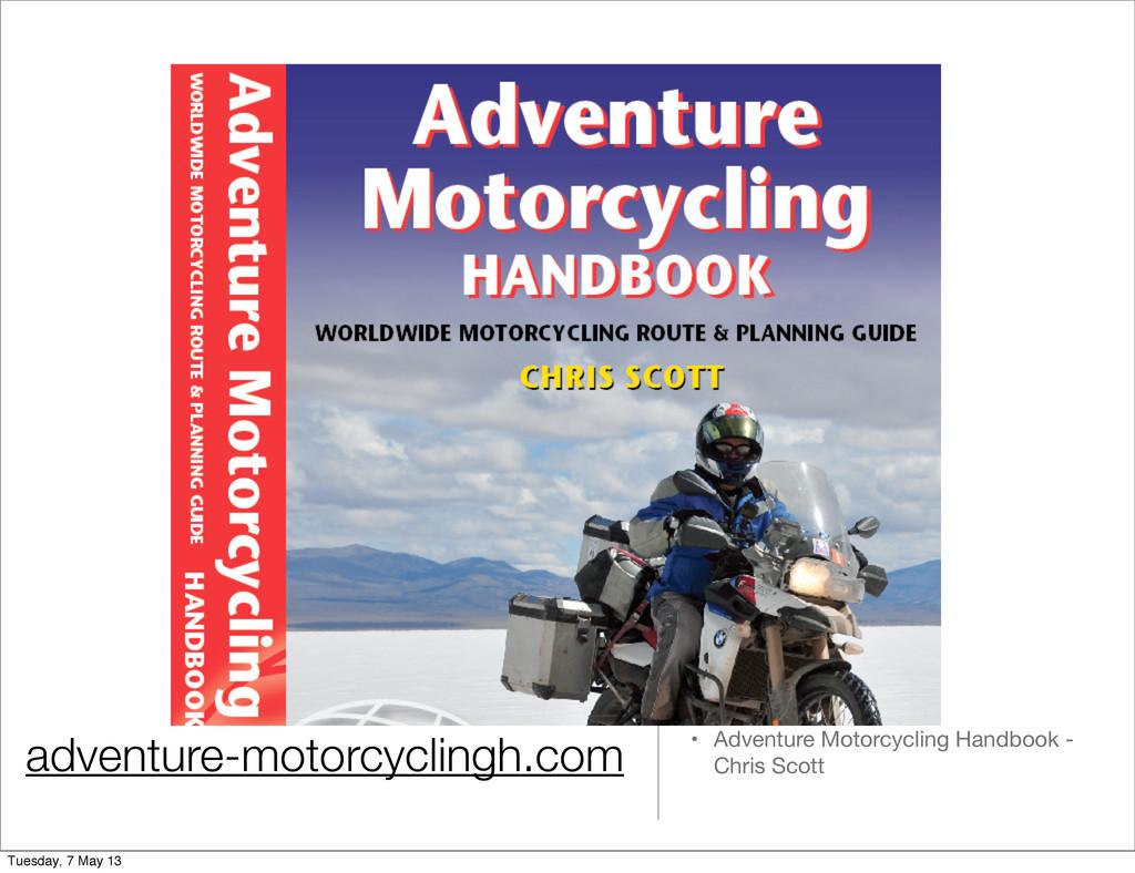 adventure-motorcyclingh.com • Adventure Motorcy...