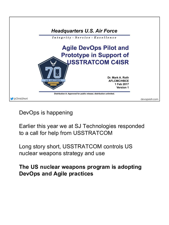 @ChrisShort devopsish.com DevOps is happening E...