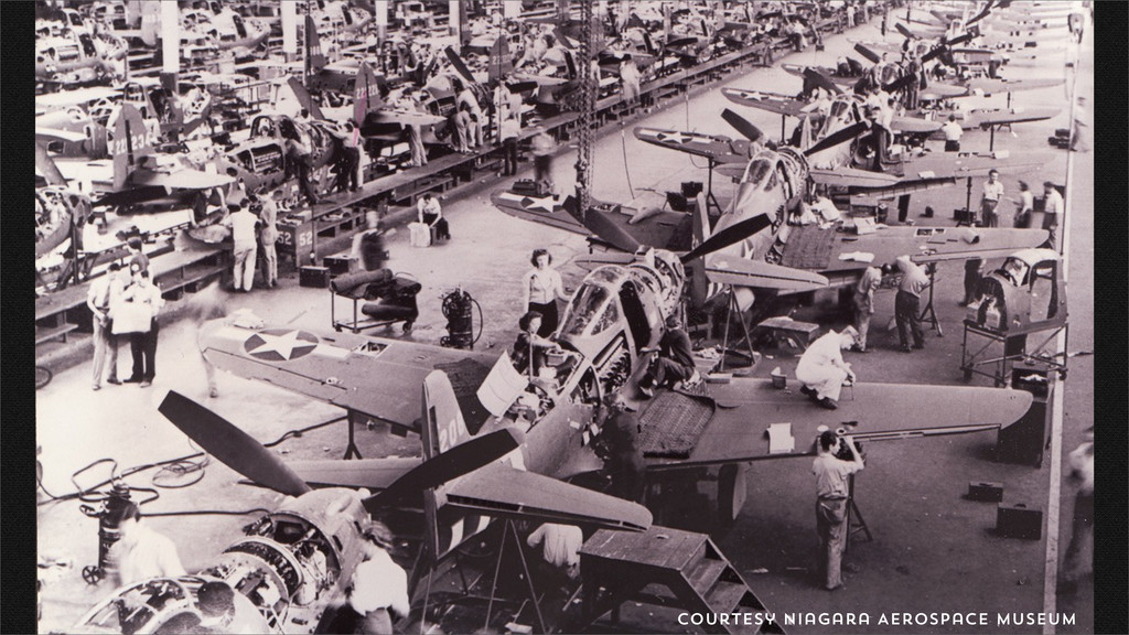 Courtesy Niagara Aerospace Museum